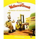 Wallace and Grommit: A Matter of Loaf and Death. Penguin Kids. Poziom 6, Paul Shipton