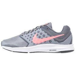 Nike Performance DOWNSHIFTER 7 Obuwie do biegania treningowe anthrazit/coral od Zalando.pl