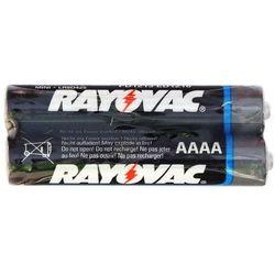 Rayovac 2 x bateria  aaaa / lr61 / 25a / lr8d425 / mn2500 / mx2500 / e96