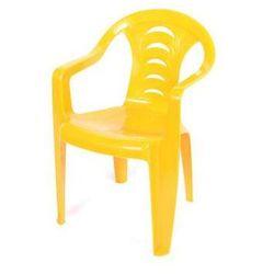 Tola krzesełko dziecięce żółte, towar z kategorii: Pozostałe meble ogrodowe