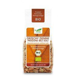 Orzechy ziemne prażone bez soli bio 150 g - bio planet, marki Bio planet - seria brązowa (orzechy i pestki)