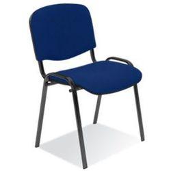 Krzesło iso lux black paleta 10 szt marki Nowy styl