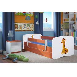 Łóżko dziecięce Kocot-Meble BABYDREAMS ŻYRAFA, Kolory Negocjuj Cenę