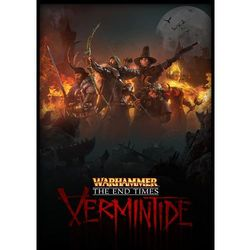 WARHAMMER END TIMES VERMINTIDE - gra PC