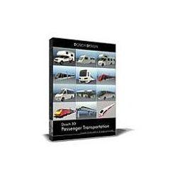 Dosch 3D: Passenger Transportation z kategorii Programy graficzne i CAD