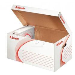 pudło archiw. zbiorcze otwierane z góry białe (128900) szybka dostawa! darmowy odbiór w 20 miastach! marki Esselte