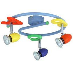 6468 - lampa dziecięca abc 3xgu10/50w/230v od producenta Rabalux