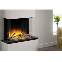 Kaseta do zabudowy Flamerite Fires Glazer 600 - 1/ 2 lub 3 szyby.Efekt płomienia Nitra Flame LED 20 kolorów ognia - PROMOCJA