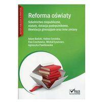 Reforma oświaty (9788325598358)