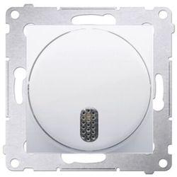 Dzwonek elektroniczny Kontakt Simon 54 DDT1.01/11 8–12V biały