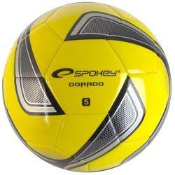 Piłka nożna SPOKEY Dorado Czarny (rozmiar 5) - produkt z kategorii- Piłka nożna