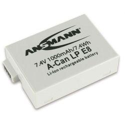 Ansmann  akumulator a-can lp-e8, kategoria: akumulatory dedykowane