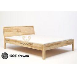 Łóżko dębowe Modern 02 200x200