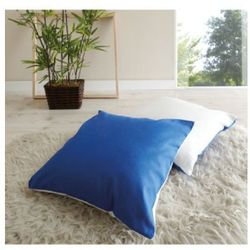 Ticaa kindermöbel Ticaa poduszki niebieski/biały (4250393880451)
