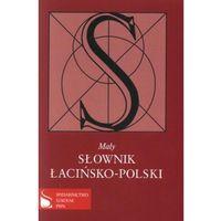 Mały słownik łacińsko-polski, książka w oprawie miękkej