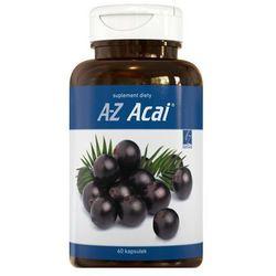 A-Z Acai extract standaryzowany 350mg 60 kaps., produkt z kategorii- Tabletki na odchudzanie