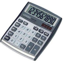 Kalkulator biurowy CITIZEN CDC-100 WB, 10-cyfrowy, 135x108mm., szary