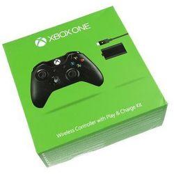 Kontroler pad  xbox one play&charge wireless od producenta Microsoft