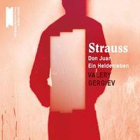 Strauss: Don Juan, Ein Heldenleben (CD) - Munchner Philharmoniker, Gergiev Valery