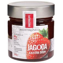 STRAWBERRY Extra Jam 250g - Mediteranico, kup u jednego z partnerów