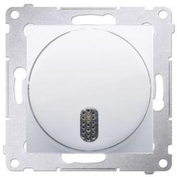 Kontakt simon Dzwonek elektroniczny kontakt-simon 54 dds1.01/11 230v biały