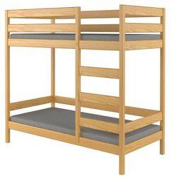 Łóżko piętrowe dziecięce Wanda Plus 180x90x180
