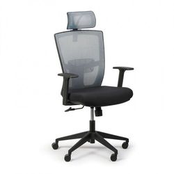 B2b partner Krzesło biurowe phantom, szary