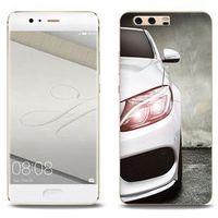 Foto Case - Huawei P10 Plus - etui na telefon Foto Case - biały samochód