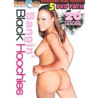Bangin' Black Hoochies DVD 5 Pack - 20 Hrs