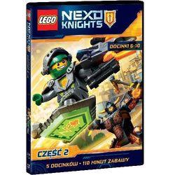 LEGO Nexo Knights. Część 2. DVD - sprawdź w wybranym sklepie