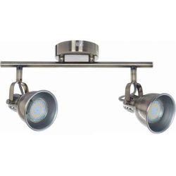 Britop Spot lampa sufitowa pax 2812211  reflektorowa oprawa ścienna led 9w kinkiet regulowany patyna