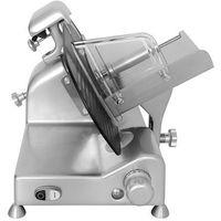 Caterchef Krajalnica elektryczna | typ profi 300 sr | grawitacyjna | Ø300mm | 300w | 230v | 610x500x(h)390mm