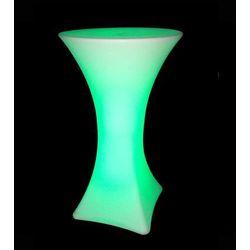 V-tac V-TAC Stolik Ogrodowy wysoki LED RGB 100lm 60X110cm VT-7813 SKU 40261 - Rabaty za ilości. Szybka wysyłka. Profesjonalna pomoc techniczna.