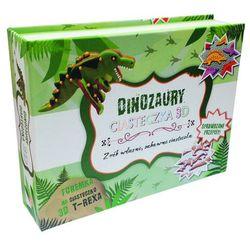 Dinozaury. Ciasteczka 3D - Wysyłka od 5,99 - kupuj w sprawdzonych księgarniach !!!, książka z ISBN: 978832