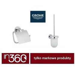 Grohe Essentials Zestaw akcesoriów łazienkowych (40374001 +40367001) IN.000A319