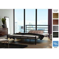 Frankhauer łóżko metalowe tabita 120 x 200