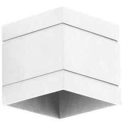 Kinkiet Quado DELUXE A biały - Biały