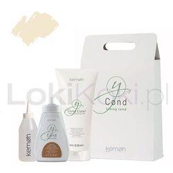 Yo Cond Light Beige zestaw koloryzująco - pielęgnujący beż 150ml+250 ml Kemon - z kategorii- pozostałe kosmetyki do włosów