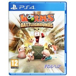 Worms Battleground - produkt z kat. gry PS4