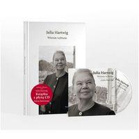 Wiersze wybrane + CD - Hartwig Julia (9788361298670)