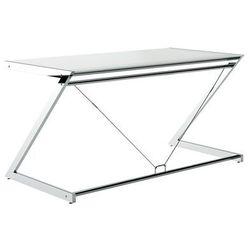 biurko Z-LINE MAIN DESK - Biały Stelaż/Biały Blat