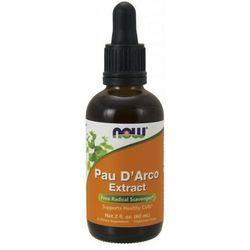 Now Foods Pau D'Arco (LaPacho) Extract 60ml (artykuł z kategorii Pozostałe leki i suplementy)