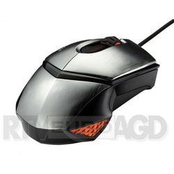Mysz przewodowa ASUS GX1000 Eagle Eye Srebrno-czarny, 90-XB3B00MU00040
