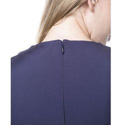 sukienka niebieski s wyprodukowany przez Versace