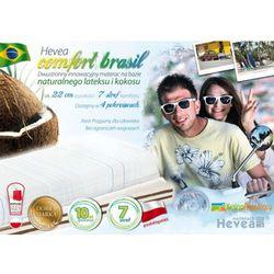 Hevea Materac lateksowo-kokosowy  brasil 200x90