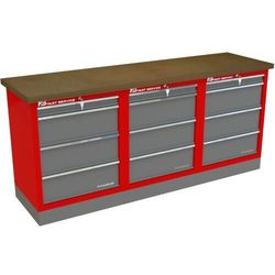 Fastservice Stół warsztatowy – t-18-18-18-01 (5904054405031)