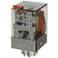 Przekaźnik 2CO 10A 60V AC Finder 60.12.8.060.0050