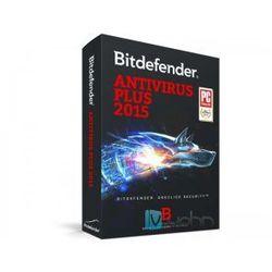 Bitdefender Antivirus Plus 2015 PL 1rok/1PC - lic. elektroniczna z kategorii Programy antywirusowe, zabezpieczenia