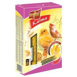 karma dla kanarka wybarwiająca żółta 350g, marki Vitapol