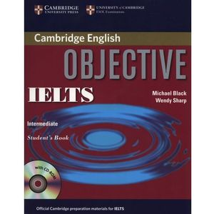 Objective IELTS Intermediate Student's Book with CD-ROM Cambridge (9780521608824)
